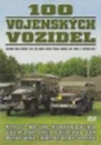 100 vojenských vozidel - DVD