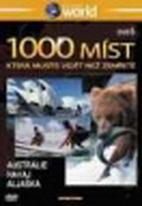 1000 míst, která musíte vidět než zemřete 5. - Austrálie, Havaj, Aljaška - DVD