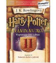 Harry Potter a Kámen mudrců 11.