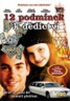 12 podmínek k dědictví - DVD slim