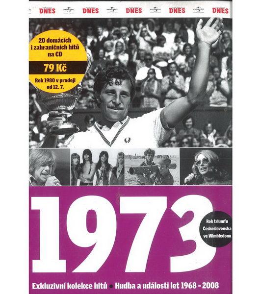 1973 (Rok triumfu Československa ve Wimbledonu) - DVD