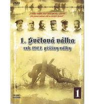 1.Světová válka díl 1- rok 1914 příčiny války - DVD