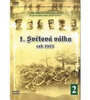 1.Světová válka díl 2- rok 1915 - DVD