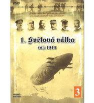 1.Světová válka díl 3- rok 1916 - DVD