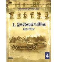 1.Světová válka díl 4- rok 1917 - DVD