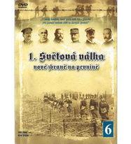 1.Světová válka díl 6- Nové zbraně na pevnině - DVD