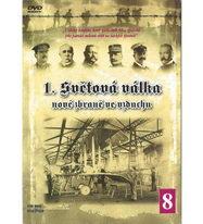 1.Světová válka díl 8- Nové zbraně ve vzduchu - DVD