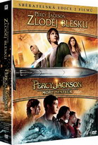 2 DVD Percy Jackson 1+2