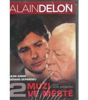 2 muži ve městě - DVD plast