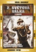 2. světová válka v barvě - DVD
