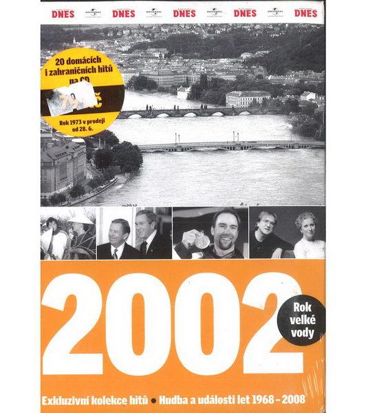 2002 (Rok velké vody) - CD