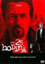 25. hodina - plast DVD