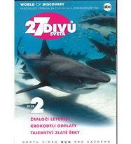 27 divů světa - disk 2 - DVD