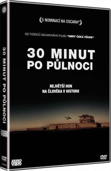 30 minut po půlnoci - DVD plast