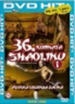 36. komnata Shaolinu - DVD