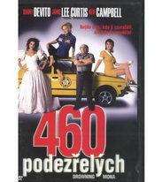 460 podezřelých - DVD plast