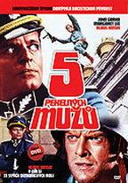 5 pekelných mužů - DVD pošetka