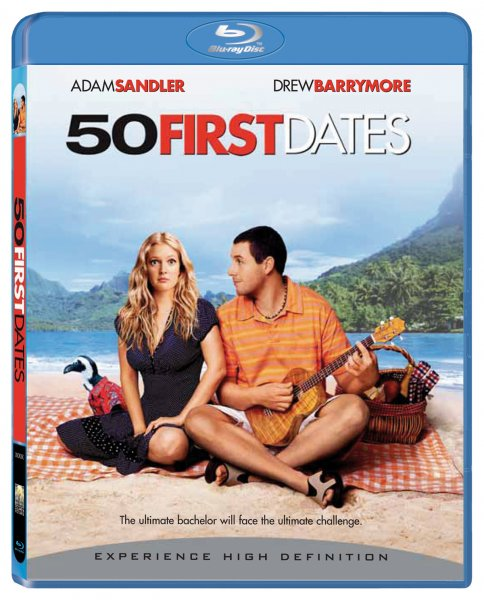 50x a stále poprvé - BD (50 First Dates)