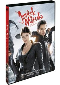 Jeníček a Mařenka: Lovci čarodějnic - DVD bazarové zboží