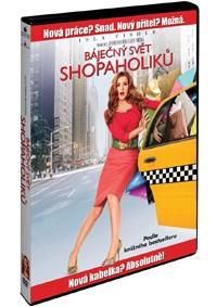 Báječný svět shopaholiků - DVD bazarové zboží