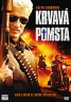 Krvavá pomsta - DVD bazarové zboží