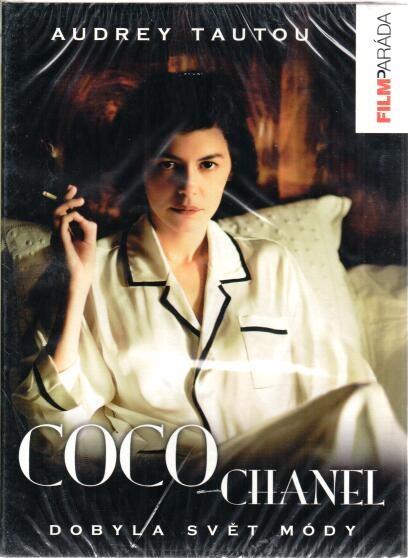 Coco Chanel - DVD bazarové zboží