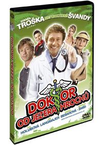 Doktor od jezera hrochů - DVD bazarové zboží