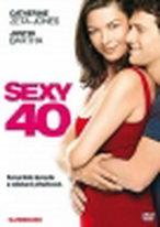 Sexy 40 - DVD bazarové zboží