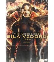 The Hunger Games: Síla vzdoru 1.část - DVD bazarové zboží