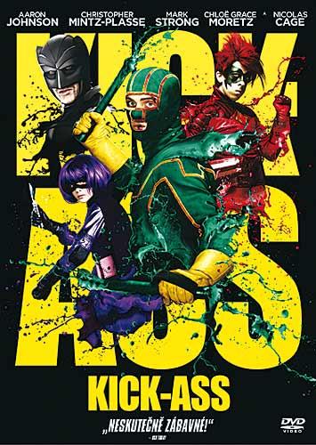 Kick Ass - DVD /bazarové zboží/ plast