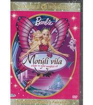 Barbie: Motýlí víla - DVD bazarové zboží