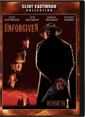 Unforgiven - (původní znění, cz titulky) DVD /plast/bazarové zboží/