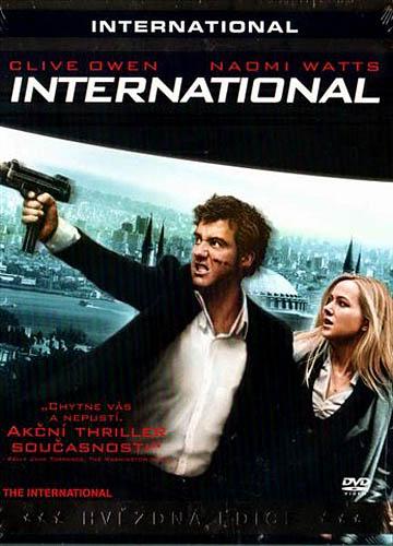 International - DVD /Plast/