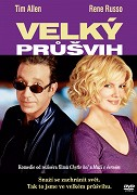 Velký průšvih - DVD /plast/
