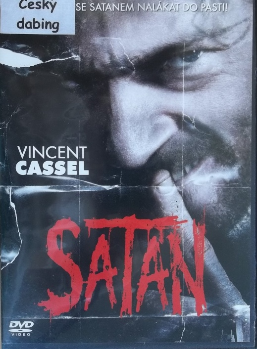 Satan - DVD /Plast/
