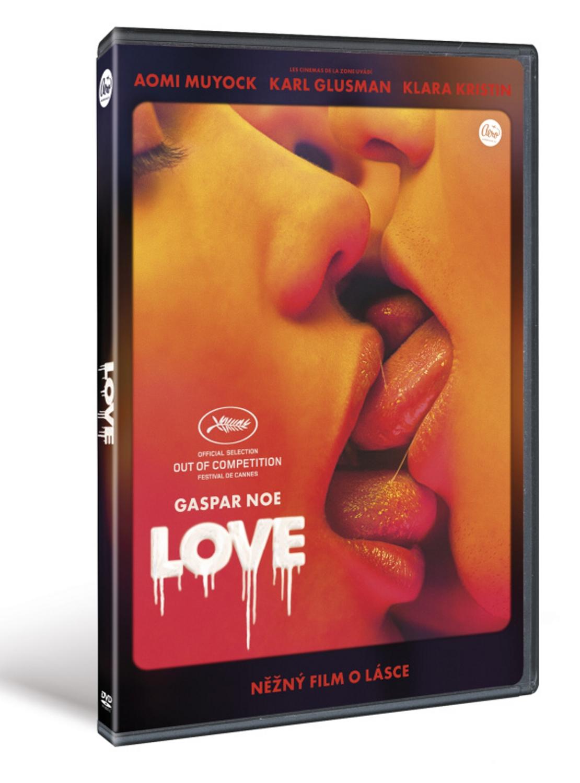 Love - (původní znění, cz titulky) DVD /plast/