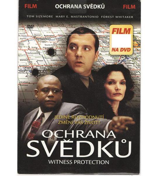 Ochrana svědků - DVD /pošetka/