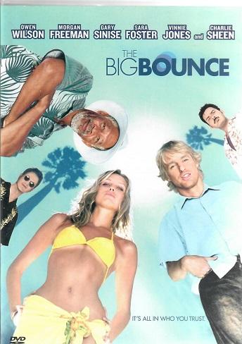 The Big Bounce - (originální znění, titulky CZ ) DVD /Plast/