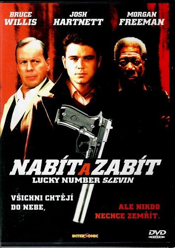 Nabít a zabít - DVD /digipack/
