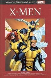 Nejmocnějsí hrdinové Marvelu - X-Men - hřbet č. 12 - bazarové zboží