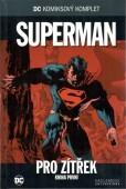 DC komiksový komplet Superman - Pro zítřek - (kniha první) - bazarové zboží
