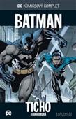 DC komiksový komplet Batman - Ticho - kniha druhá - bazarové zboží
