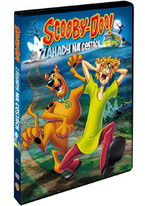 Scooby-Doo: Záhady na cestách - DVD plast