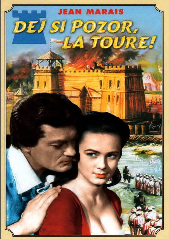 Dej si pozor, La Toure! - DVD plast