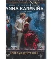 Anna Karenina (2012) - DVD - bazarové zboží