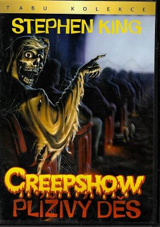 Creepshow plíživý děs / Stephen King - DVD slim