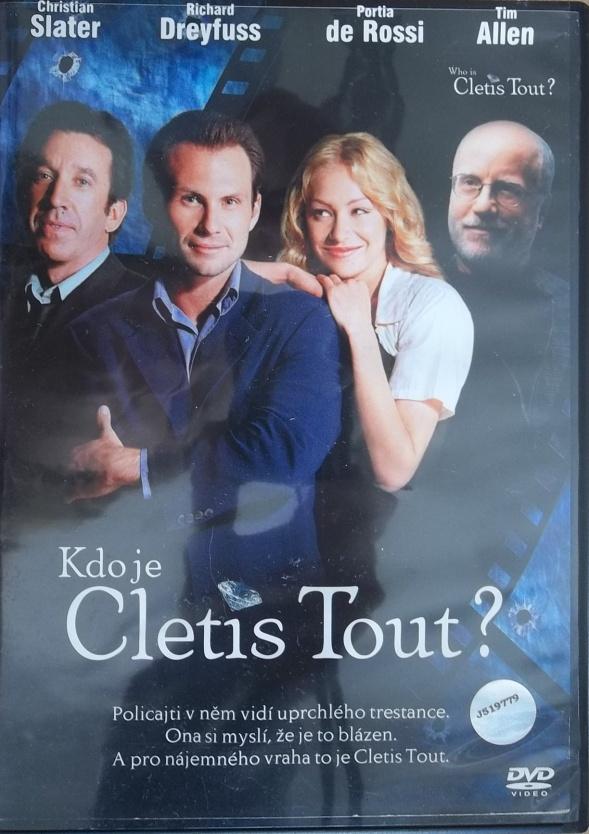 Kdo je Cletis Tout? - DVD plast