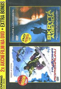 Hladina adrenalinu / Skrytá agenda - DVD plast