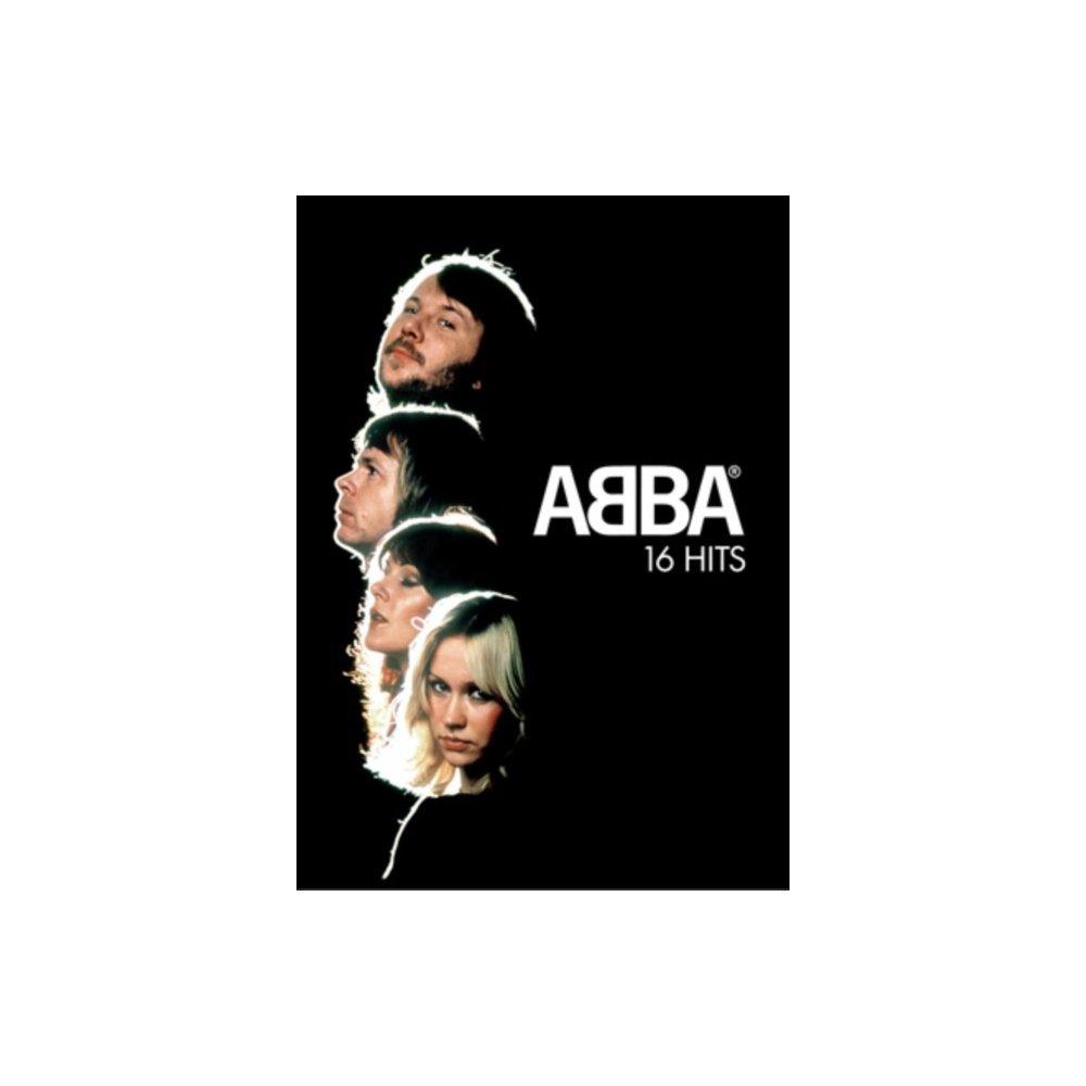 ABBA - 16 HITS - DVD plast -bazarové zboží