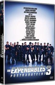 THE EXPENDABLES: POSTRADATELNÍ 3 - DVD plast -bazarové zboží